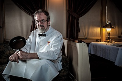 Chef Hans Plugge