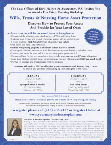 Kirk-Halpin-Associates-October-2018-ET-Seminar-Flyer