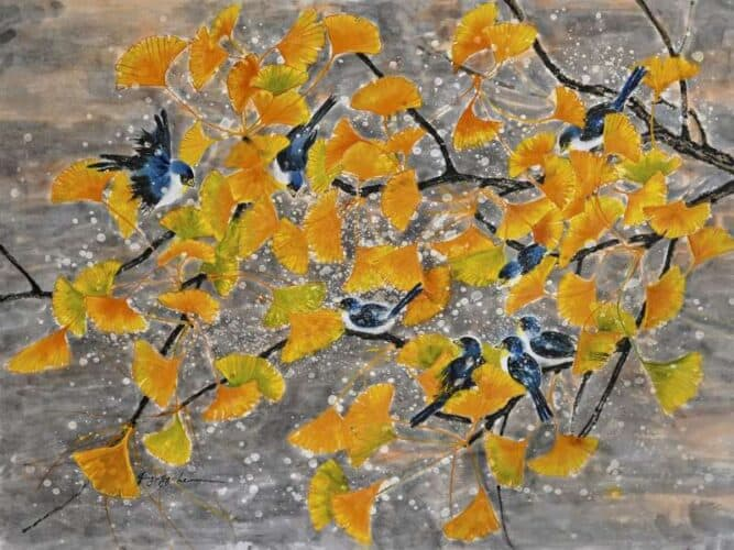 jj-Golden-Gingko-Blue-Birds_5c425a28-5056-b3a8-499ee52eae951588
