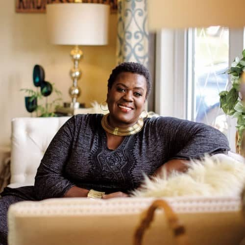 Nette Stokes started her nonprofit, JustLiving Advocacy, based on her own mother's life– and death.