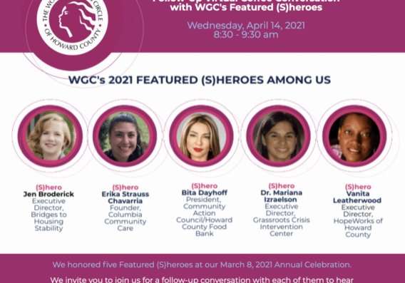 WGC April 14 Event Promo