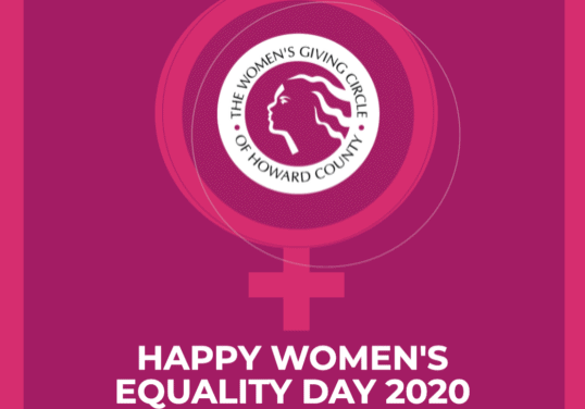 WGC Women's Equality Day
